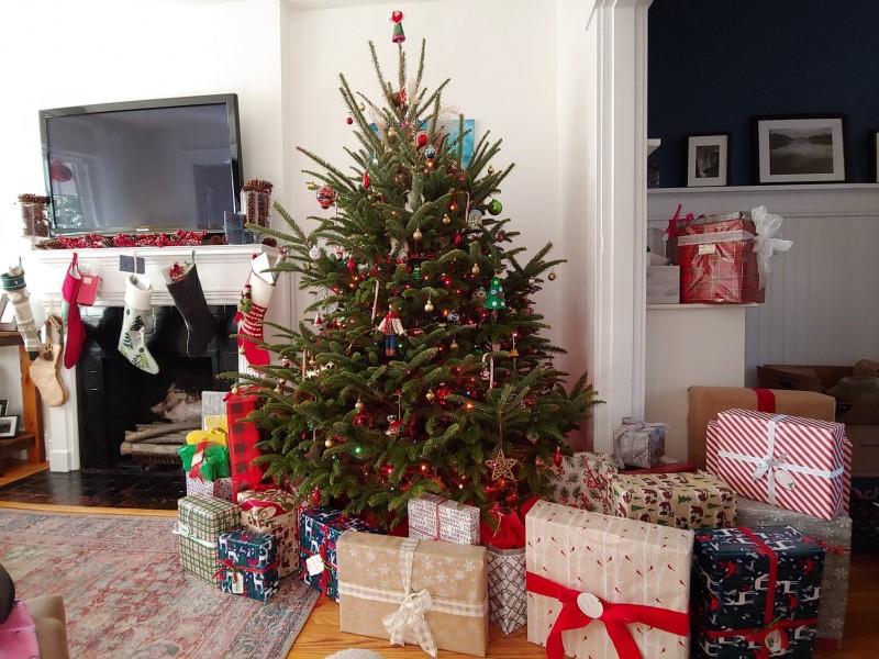 Christmas morning-2