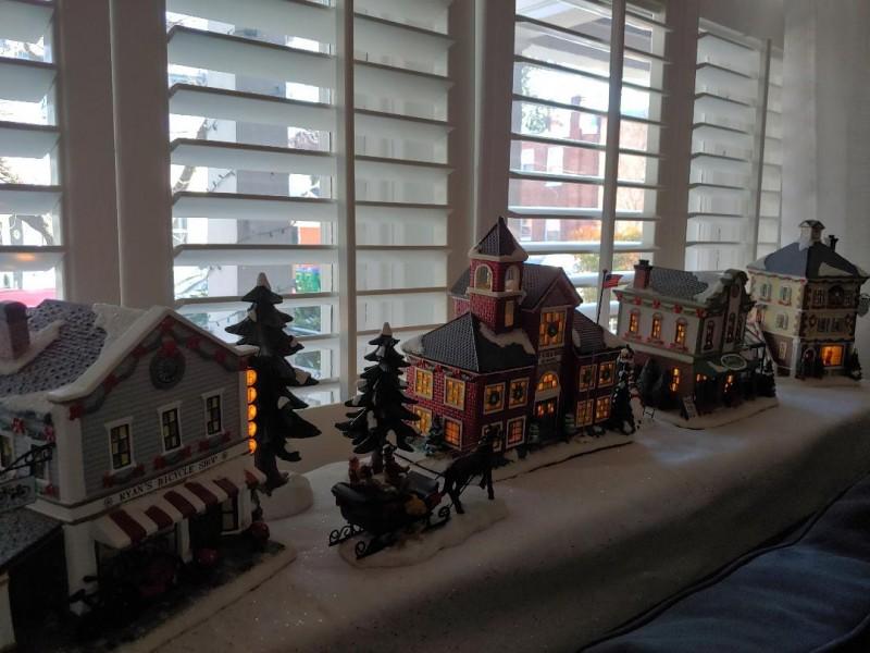 Christmas village-2