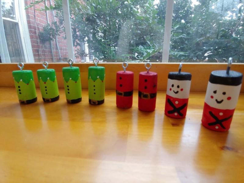 Kams christmas crafts