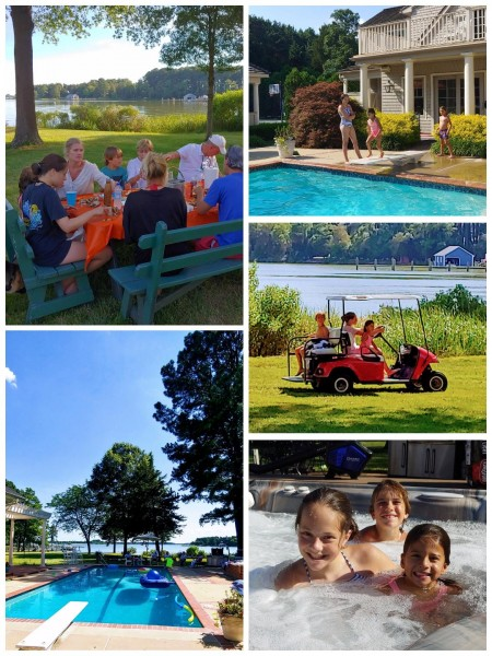 Summer fun at the eastern shore