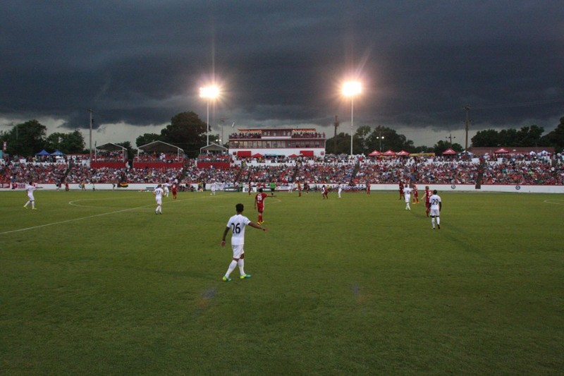 Richmond kickers 1