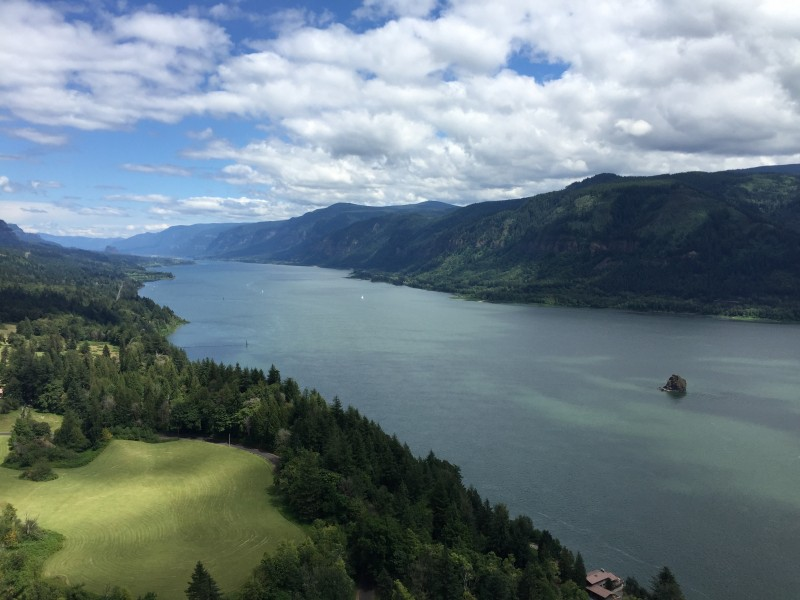 Columbia River Gorge - 5 min away!