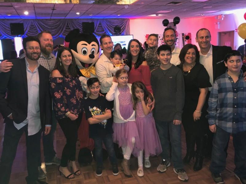 Stefanie's family