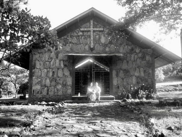Chapel in El Bale, Panama