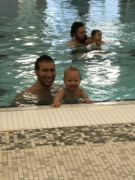 Tuesday swim class