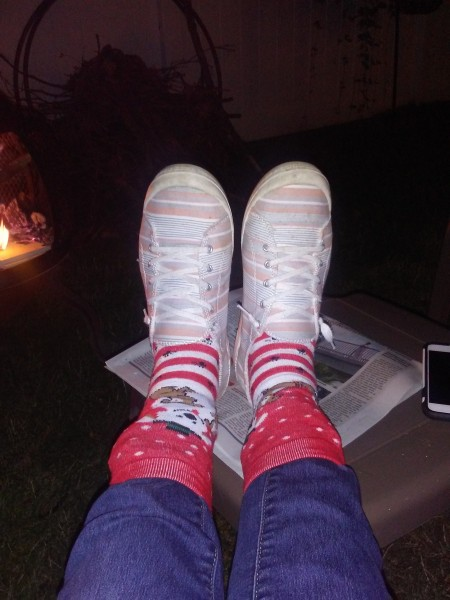 mosquito protection socks