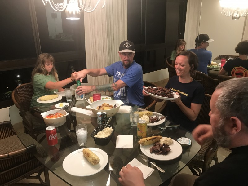 Maui Dinner