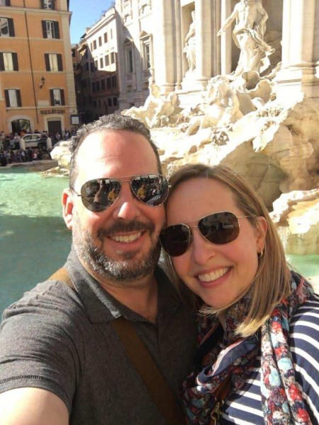 Honeymoon in Italy!