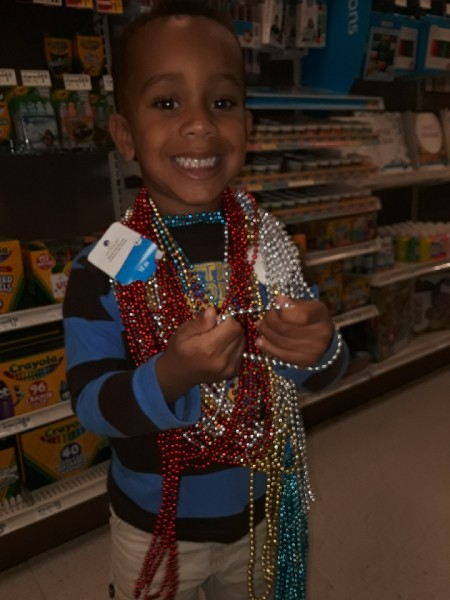 We have so much fun just walking the aisles at the craft stores!