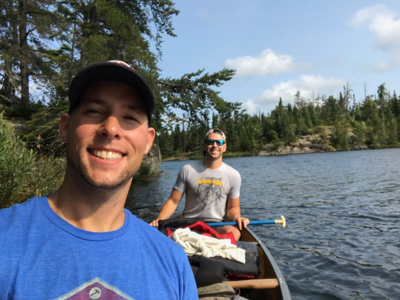 The Boundary Waters Canoe Area is a favorite fall getaway