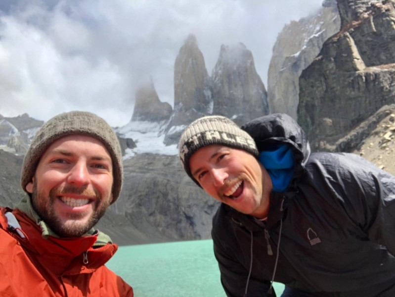 Visiting Patagonia was an incredible experience!