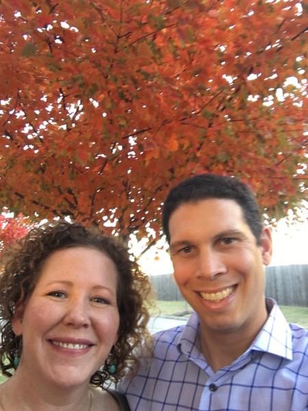 Enjoying fall in Memphis