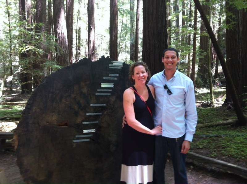 Exploring the Redwood Forest