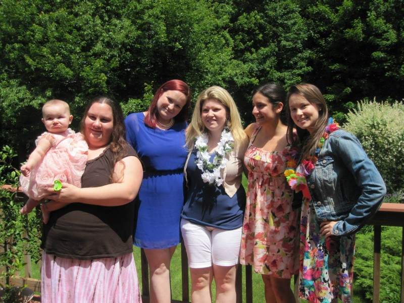 All the lady cousins