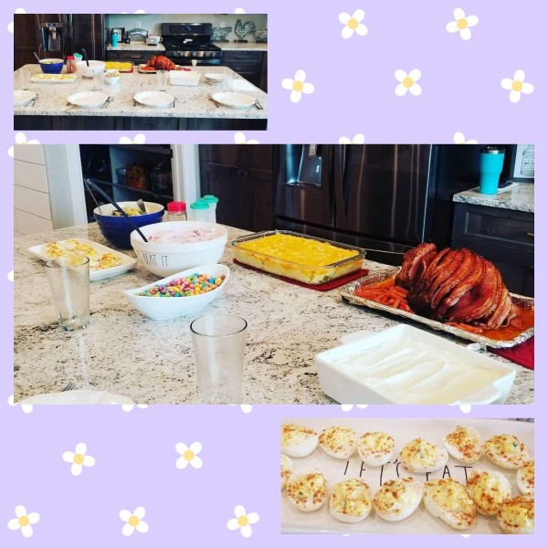 Our Feast and Favs...Deviled Eggs