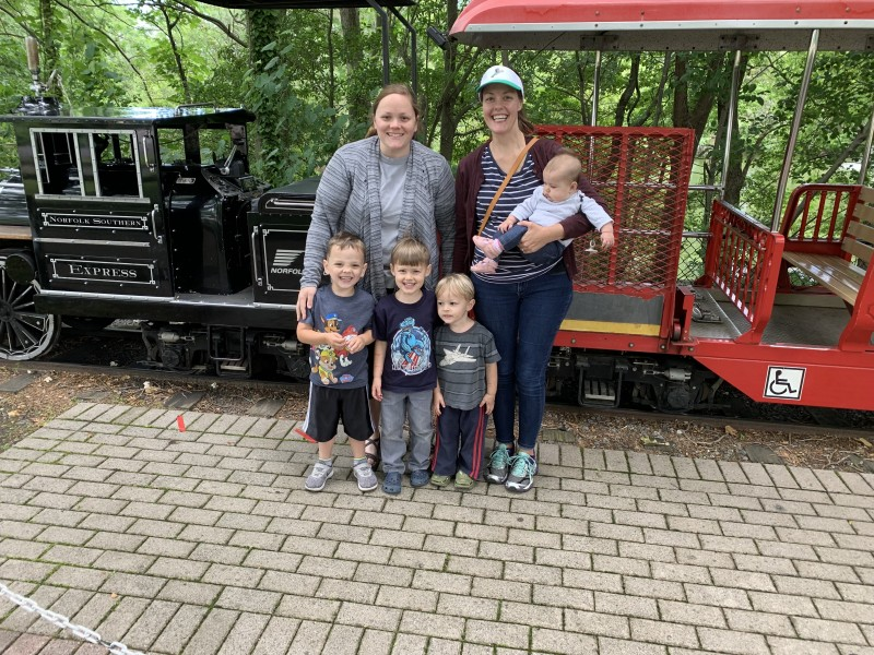 Norfolk Zoo Train-we come here with friends freque