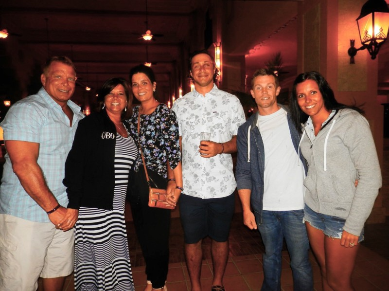 Bri's family!