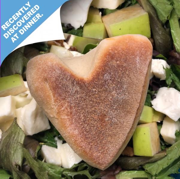 Bread heart