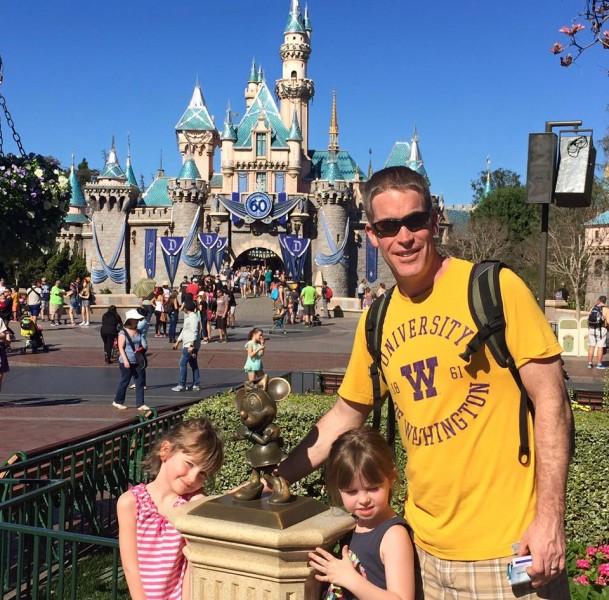 First trip to Disneyland