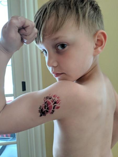 3 tattoos