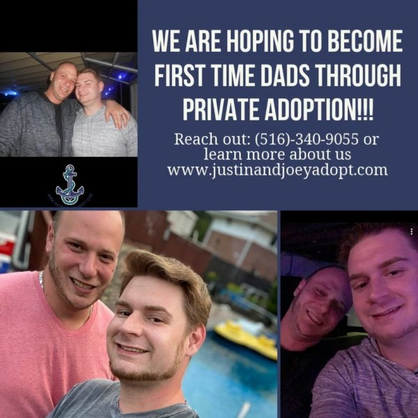 We cannot wait to grow our family through adoption