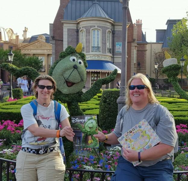 Epcot Disney Files