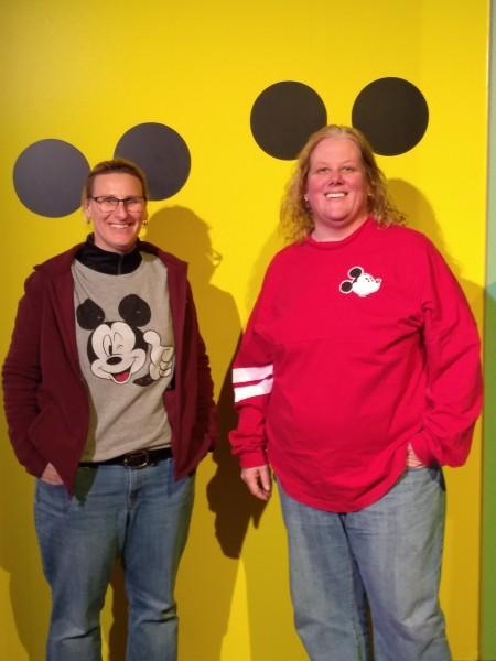 Pop up Mickey Celebration