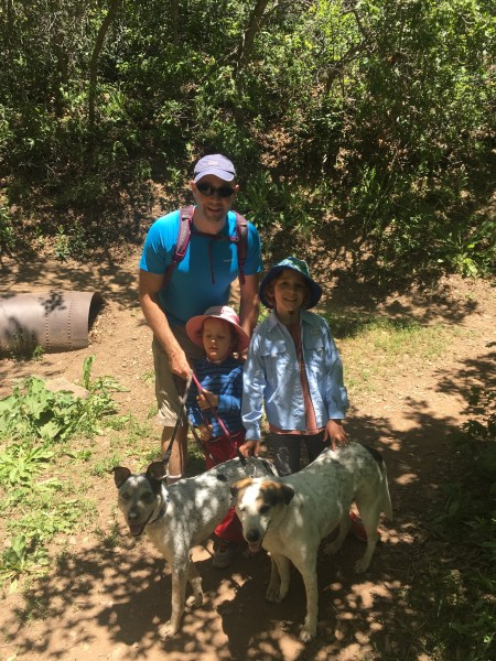Hiking in Millcreek Canyon