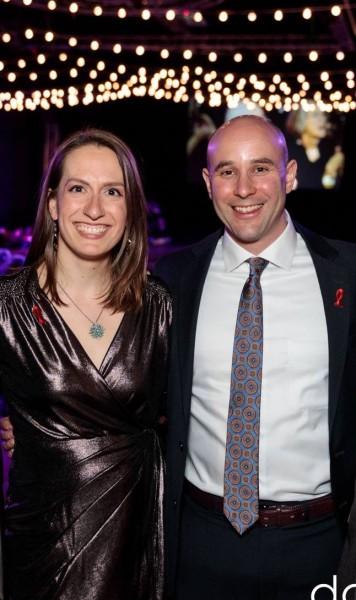 Utah AIDS Foundation gala 2018