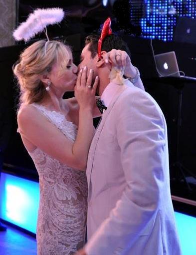 Bella  andrey wedding photo