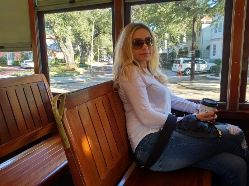 A Streetcar Named Desire in New Orleans