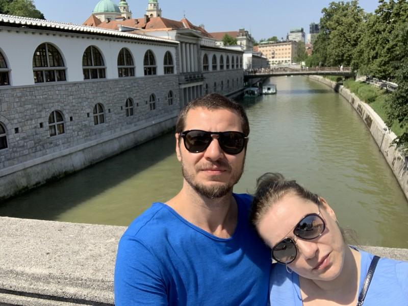 Visiting Ljubljana, Slovenia