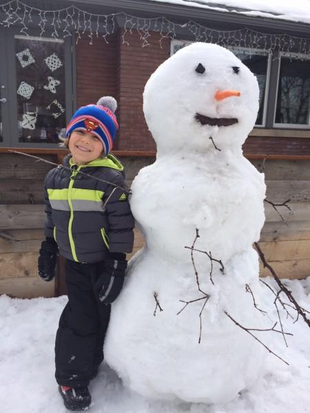 Winter in Salt Lake is fun!