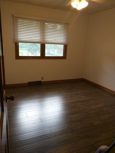 We have an empty bedroom just waiting for a new family member!!