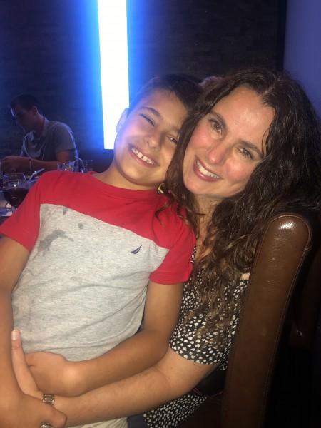 Mommy & RJ