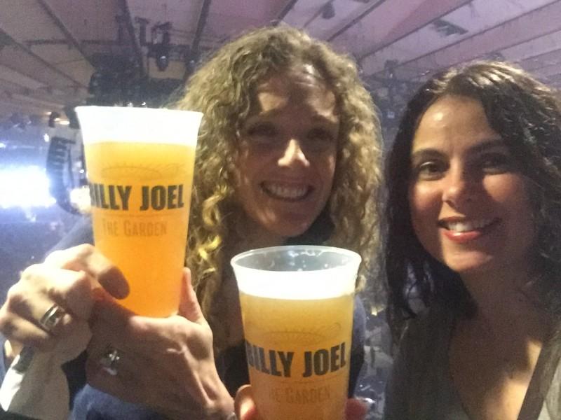 Billy Joel Concert