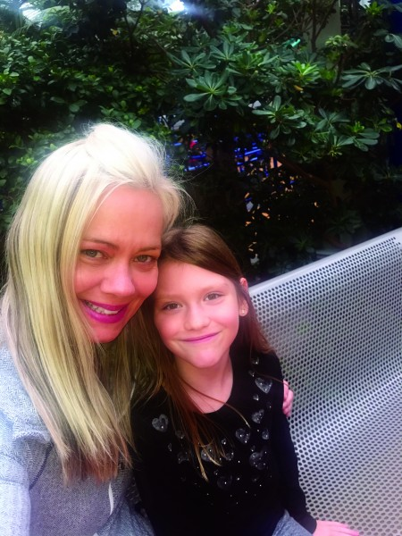 I love my niece Vivian.