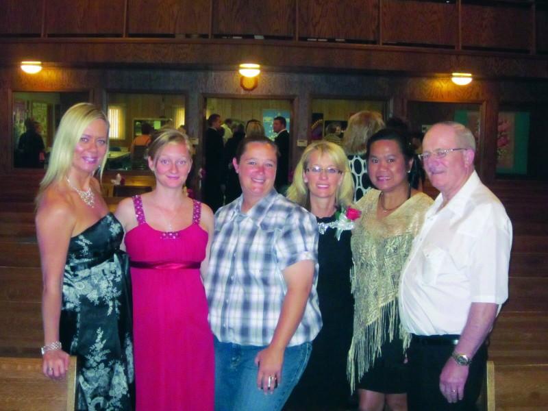 Lonna's family