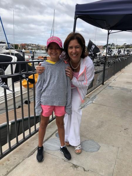 Sailing Camp for Sophia
