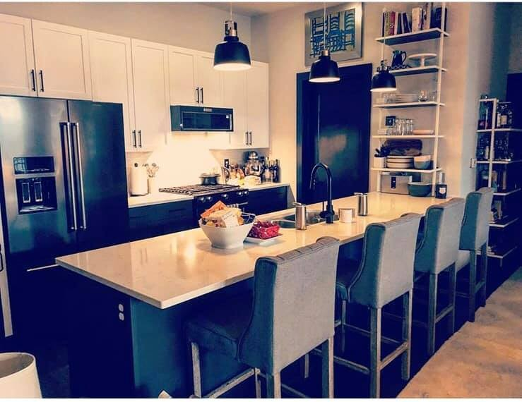 So in love with our new kitchen!