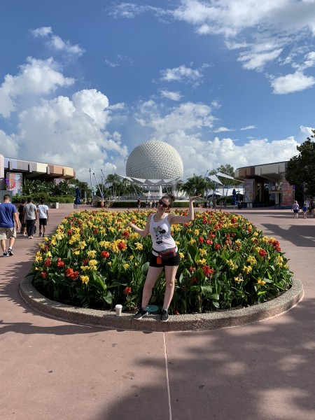 EPCOT is our  favorite Disney Park.