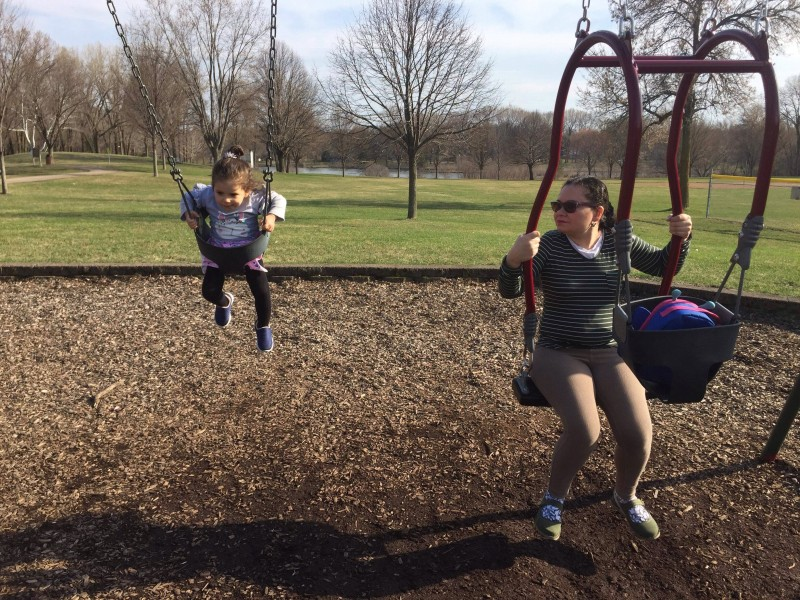 We love the parks we have close home!
