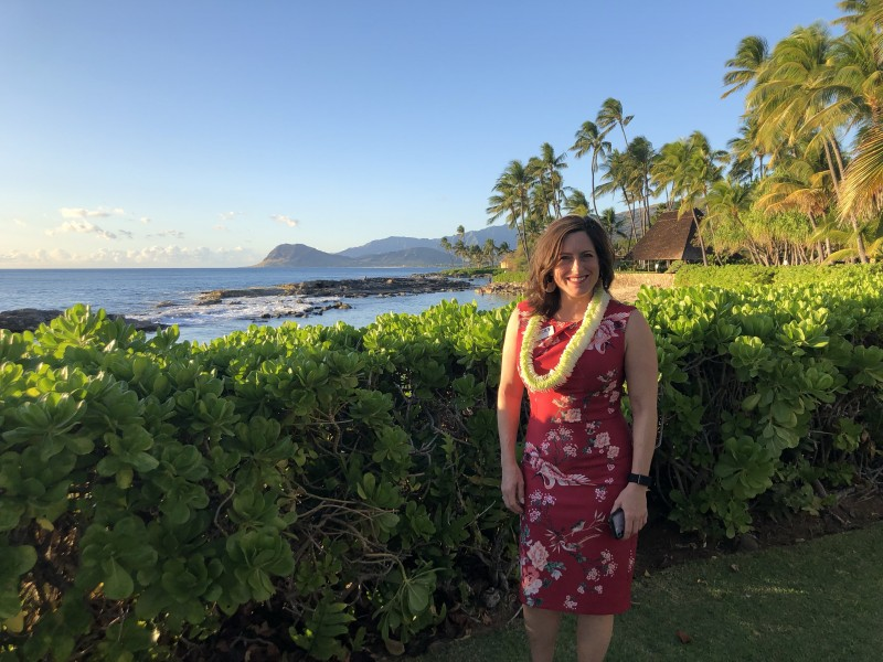 In Hawaii, February 2020.  Beautiful and healing place!