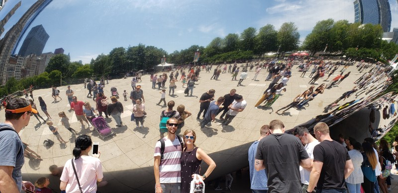 Couldn't miss out on the Bean