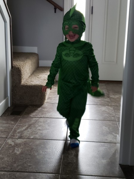 Halloween: Introducing PJ Masks' Gekko