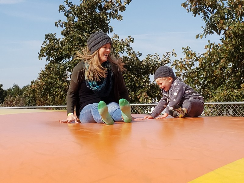 Family trip to Pumpkin Farm_fun for kids and adults