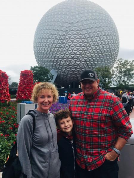Epcot at Disney