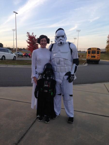 Halloween school function