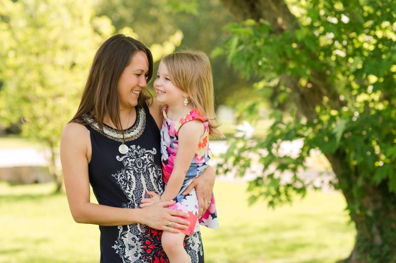 Julianne & Mommy