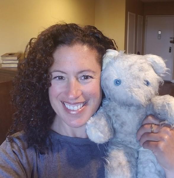My 1st teddy bear